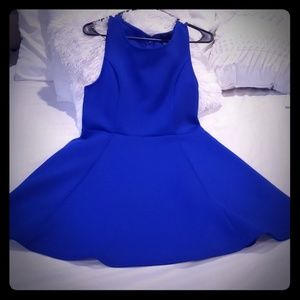 Royal Blue dress from Forever 21, Size L
